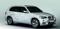 BMW Vision Efficient Dynamics : X5 hybride et diesel