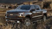 Chevrolet Silverado : nouvelle génération