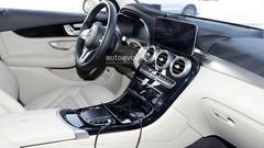 Bienvenue à bord du futur Mercedes GLC restylé