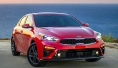 Kia Forte : mini-Stinger ?
