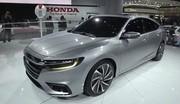 Honda Insight (2018) : enfin armée pour contrer la Toyota Prius ?