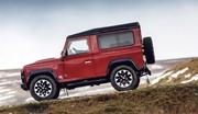 Land Rover Defender : Retour éphémère avec un V8