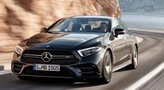 Mercedes 53 AMG : mild-hybrid pour les E et CLS