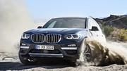 Essai BMW X3 2.0d xDrive 2018 : le bon calibre