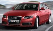 Audi A4 : berline et break, bien faites et très désirables