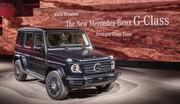 Nouveau Mercedes Classe G 2018 : le conservateur