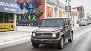 Mercedes Classe G : la crise de la quarantaine