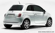 Fiat 500 Aria : le yaourt bio