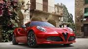 Alfa Romeo 4C : 67 en Edizione Speciale