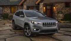 Jeep Cherokee 2018 : les photos et premières infos du Cherokee restylé
