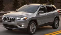 Un nouveau 2 litres turbo pour le Jeep Cherokee