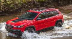 Le Jeep Cherokee 2019 en détails
