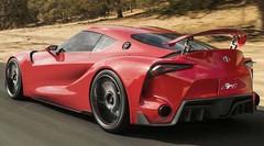 Toyota Supra 2018 : rendez-vous à Genève !