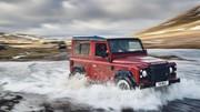 Land Rover Defender Works : V8 de 405 ch pour 170 000 € !