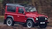Actualités auto Land Rover Defender : Il nous fait ses adieux avec un V8 !