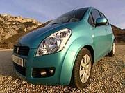 Essai Suzuki Splash : Le minispace qui éclabousse !