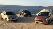 Essai Ford Fiesta, Opel Corsa et Seat Ibiza : Laquelle choisir ?