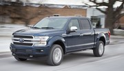 Essai Ford F-150 SuperCrew Platinum 4X4