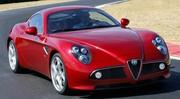 Alfa Romeo : un coupé 6C prévu pour 2020