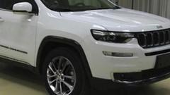Jeep Grand Commander : secrets en partie révélés