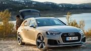 Essai Audi RS4 Avant : évolution de l'espèce !