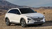 Hyundai dévoile un nouveau SUV fonctionnant à l'hydrogène