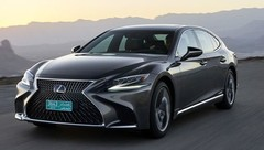 Essai Lexus LS 500h (2018) : Cette limousine à Oman, Orient Express
