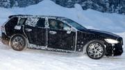 La future Volvo V60 fait sa sortie avant Genève