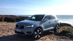 Essai Volvo XC40 : Élite des SUV compacts