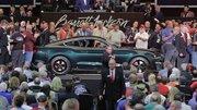 La première Ford Mustang Bullitt vendue 300.000 dollars