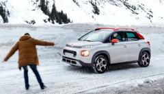Essai du Grip Control au volant du Citroën C3 Aircross