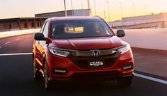 Honda HR-V restylé : premières images