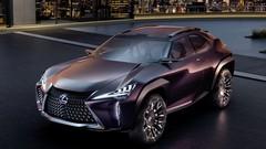Lexus UX : prêt pour Genève