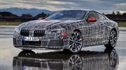 BMW Série 8 (2018) : la Série 8 en vidéo sur circuit
