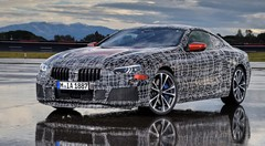 Nouvelle BMW Série 8 (2018) : elle sera au salon de Genève