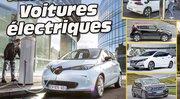 Quelle voiture électrique acheter en 2018 ?