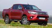 Essai Toyota Hilux Double Cabine Lounge 2.4D 150 BVA