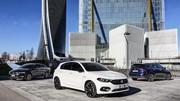 Fiat fête les 30 ans de la Tipo