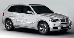BMW Vision EfficientDynamics : le X5 hybride diesel-électricité