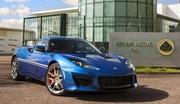 Lotus : deux nouvelles sportives et un SUV au programme