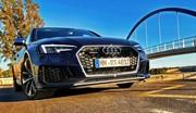Essai Audi RS4 Avant : Le break de Sport aux anneaux