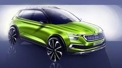 Skoda Vision X : Les trais du nouveau SUV Urbain tchèque