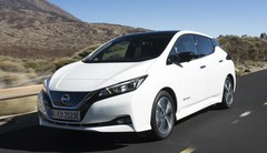 Essai Nissan Leaf (2018) : le prix de l'autonomie