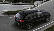 Jeep Grand Cherokee S : all black