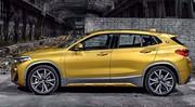BMW : les prix du nouveau X2