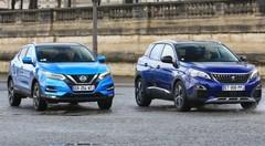 Essai : le Peugeot 3008 BlueHDi 130 défie le Nissan Qashqai