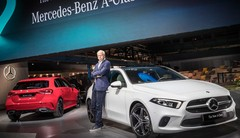 Mercedes Classe A : une nouvelle compacte qui promet