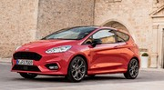 Essai Ford Fiesta (7) ST-Line 1.0L 140 ch (2017 - ) : Soft Drink