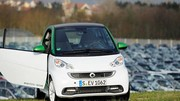 Automobile : la Smart Fortwo, voiture la plus volée de 2017