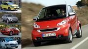Voitures les plus volées : les modèles concernés en France